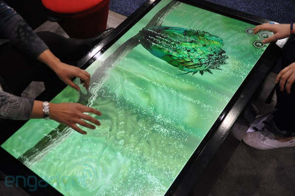 46-INCH MULTITOUCH PANEL WITH  UNLIMITED TOUCH INPUTS