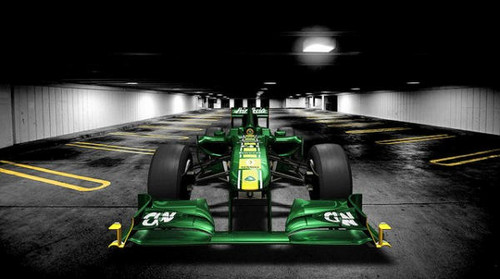 Unveiled 2011 Mercedes F1 Petronas