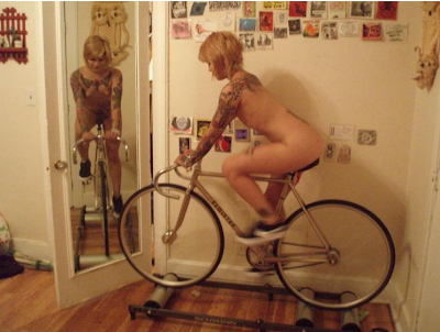 bikeporn Being pregnant while you're single might feel isolating    but remember, ...