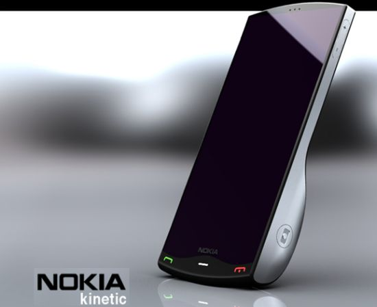 Nokia Kinetic with New Innovative Mechanism