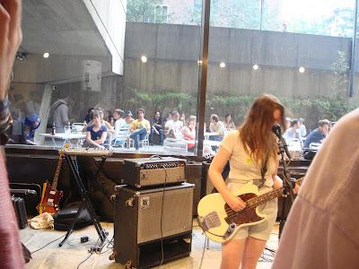 Abe Vigoda at Whitney Museum
