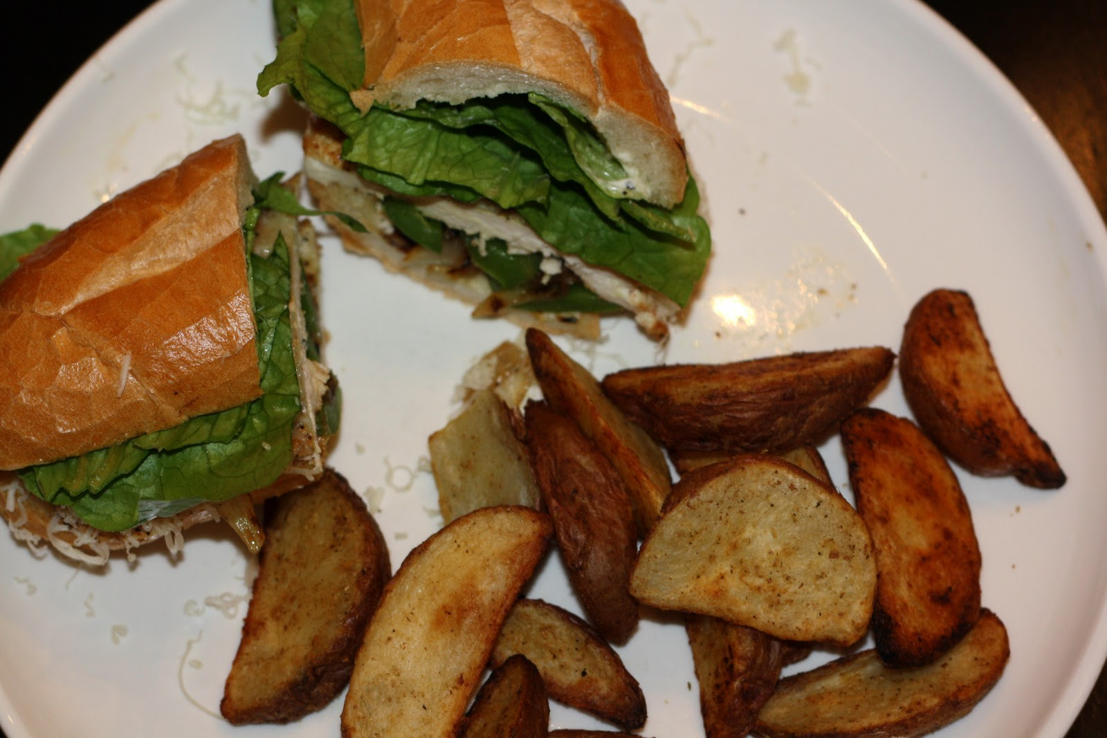 what's for dinner?: chicken sandwiches with white onions ...