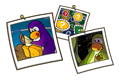 Club Penguin Aunt Arctic