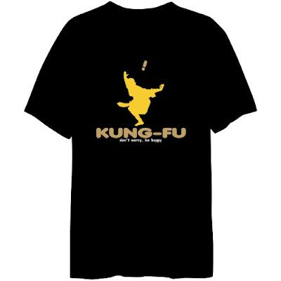 Kung-Fu T-Shirt