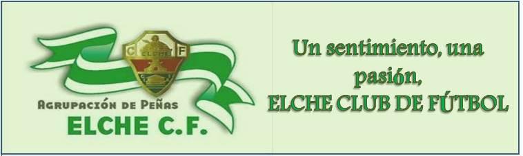 AGRUPACIÓN DE PEÑAS ELCHE C.F.