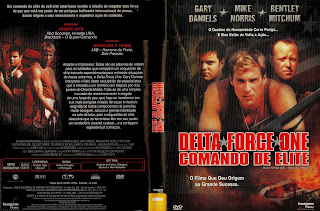 Blog de Capas de DVD da Internet!: Delta Force One - Comando De Elite