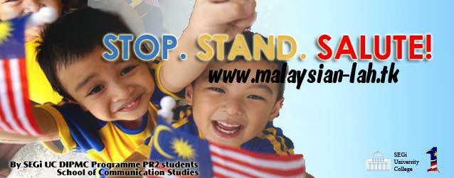 Malaysian-LAH Campaign