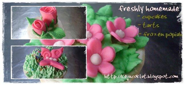 farah : tarts & cupcakes