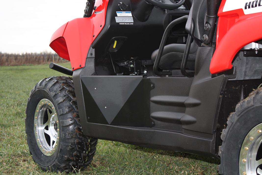 Lynden WA (May 6 2010) u2013 New products for the Kawasaki Teryx from Holz Racing keep coming and the latest are these trick Half-Door Panels designed to fit ... & Bolt On Style and Safety to Your Kawasaki Teryx with Holz Half Doors ...
