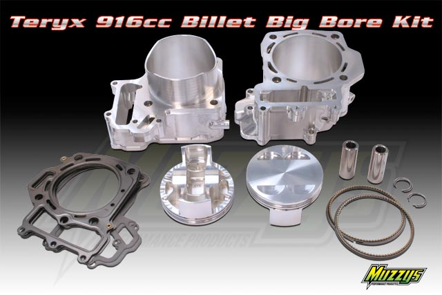 Kawasaki Teryx  Big Bore Kit