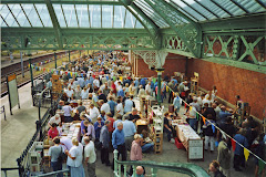 Tynemouth Station Bookfair