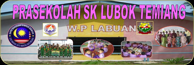 Prasekolah Sk Lubok Temiang