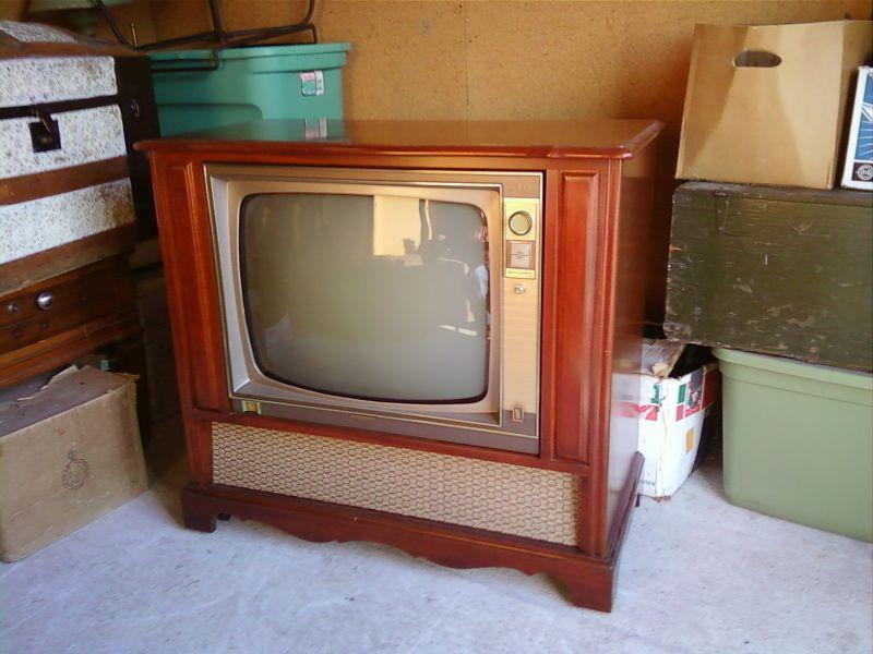 Zenith Console Tv ~ Cul de sac shack my new vintage zenith console tv
