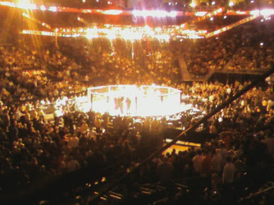 UFC 96: A Gift From The Man Himself