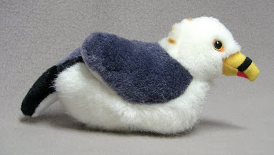 Stuffed Audubon Birds Seagull