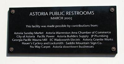 Astoria Public Restrooms