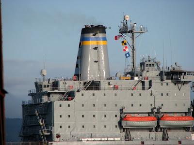 Navy Ship 200, Astoria, Oregon