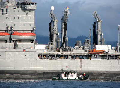 Navy Ship 200, Astoria, Oregon