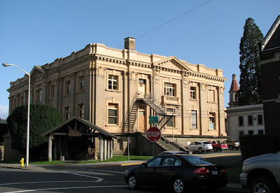 Clatsop County Courthouse, Astoria, Oregon