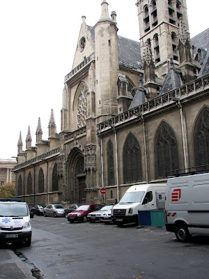 Eglise St-Germain l'Auxerrois, Paris