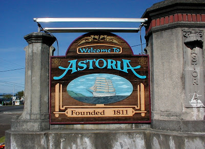 Welcome to Astoria