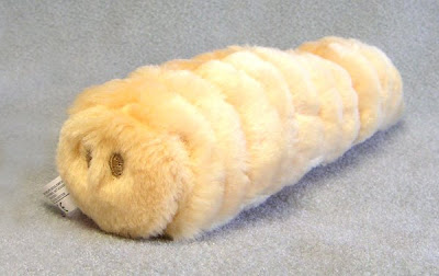 Maggot Stuffed Animal Toy