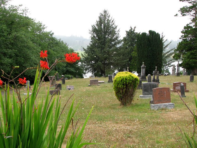 Greenwood Cemetery, Clatsop County, Oregon