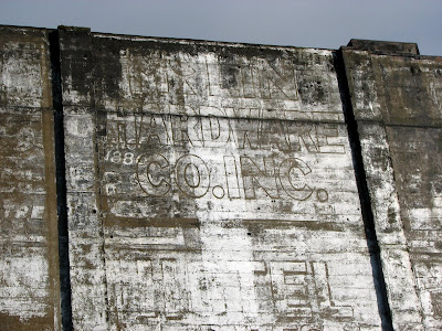 McLin Hardware Company Sign, Astoria, Oregon - Since 1886