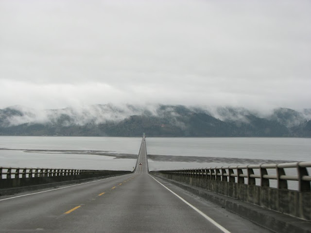 The Bridge to Washington (Astoria-Megler Bridge)