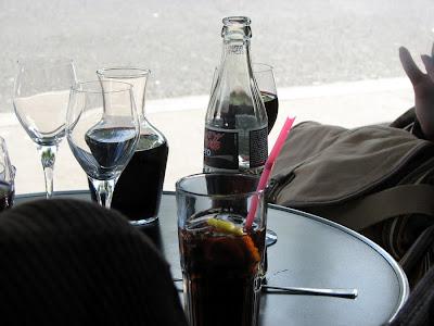 Cafe Zimmer, Paris