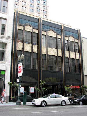 Charles F. Berg Building, Art Deco, Portland, Oregon