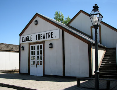 Eagle Theatre, Sacramento