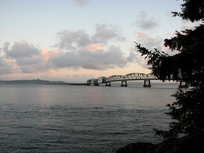 Astoria-Megler Bridge from the Washington Side