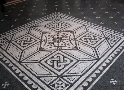 Mosaic, Probably Roman