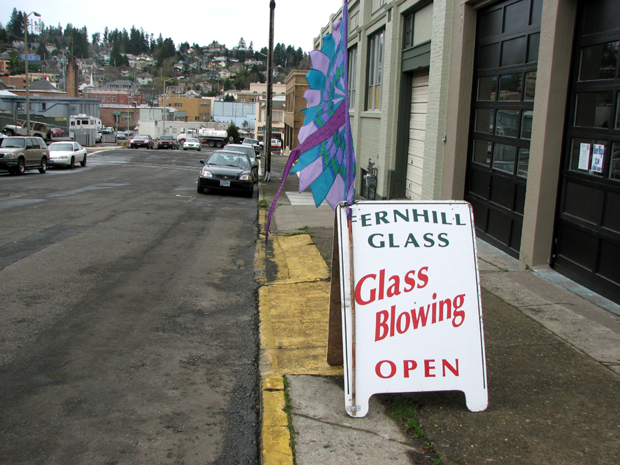 Fernhill Glass Blowing