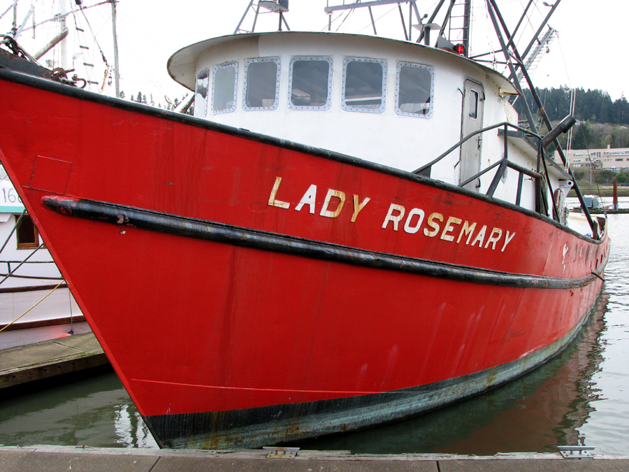 The Lady Rosemary, East Mooring Basin