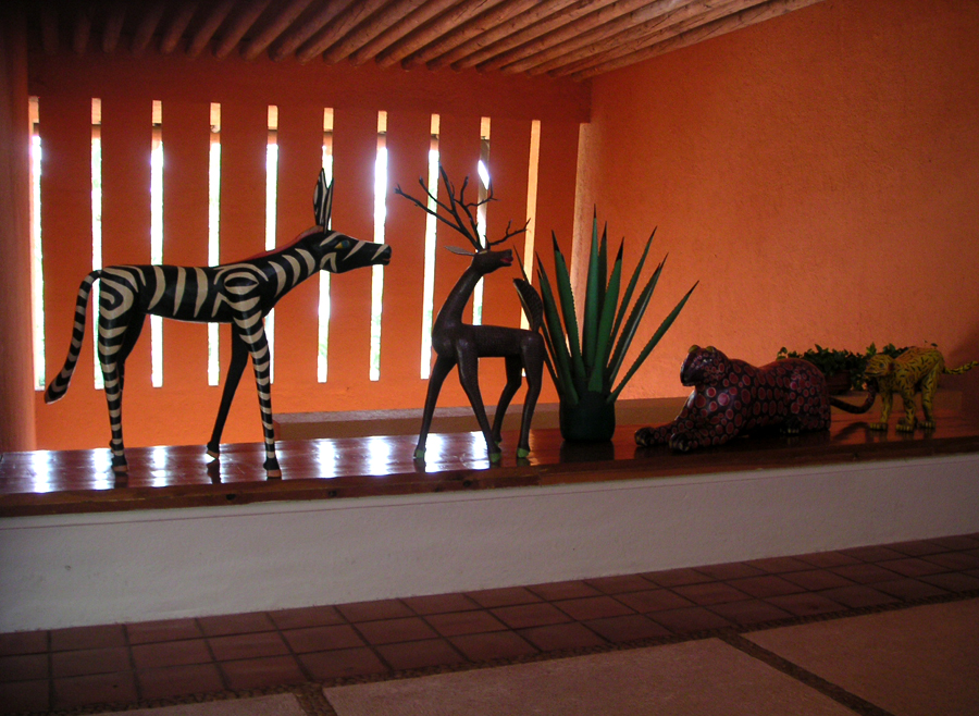 Oaxacan Animal Art - Zebra, etc.