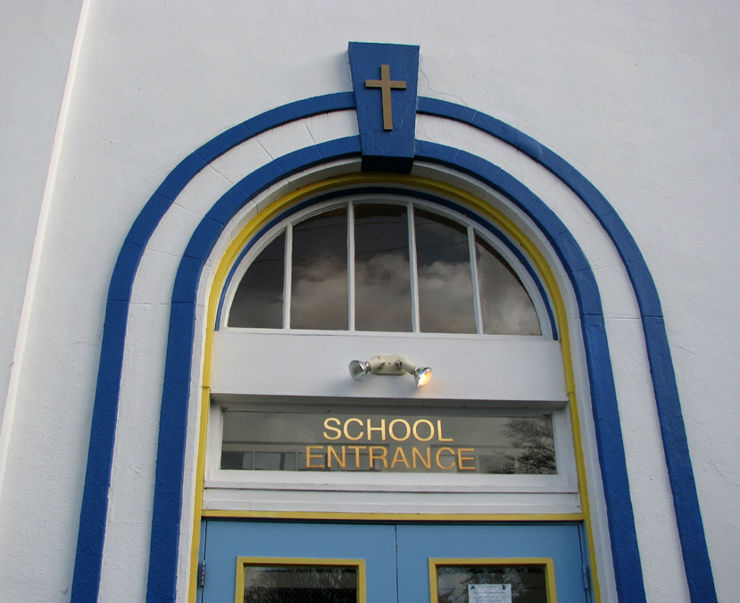 St. Mary Star of the Sea School, Astoria, Oregon