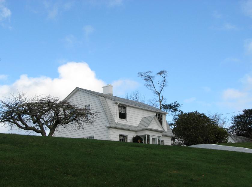 Coxcomb Hill House