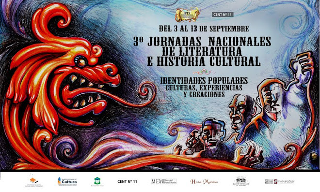 3º Jornadas Nacionales de Literatura e Historia Cultural