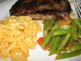 Steak and stuff