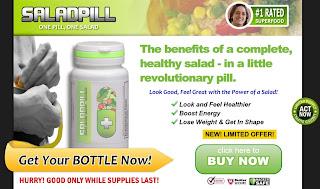 Salad Pill