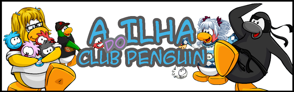 A Ilha do Club Penguin