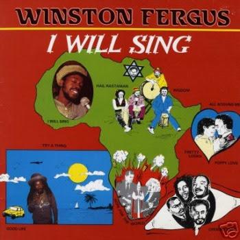 Winston Fergus. dans Winston Fergus WINSTON