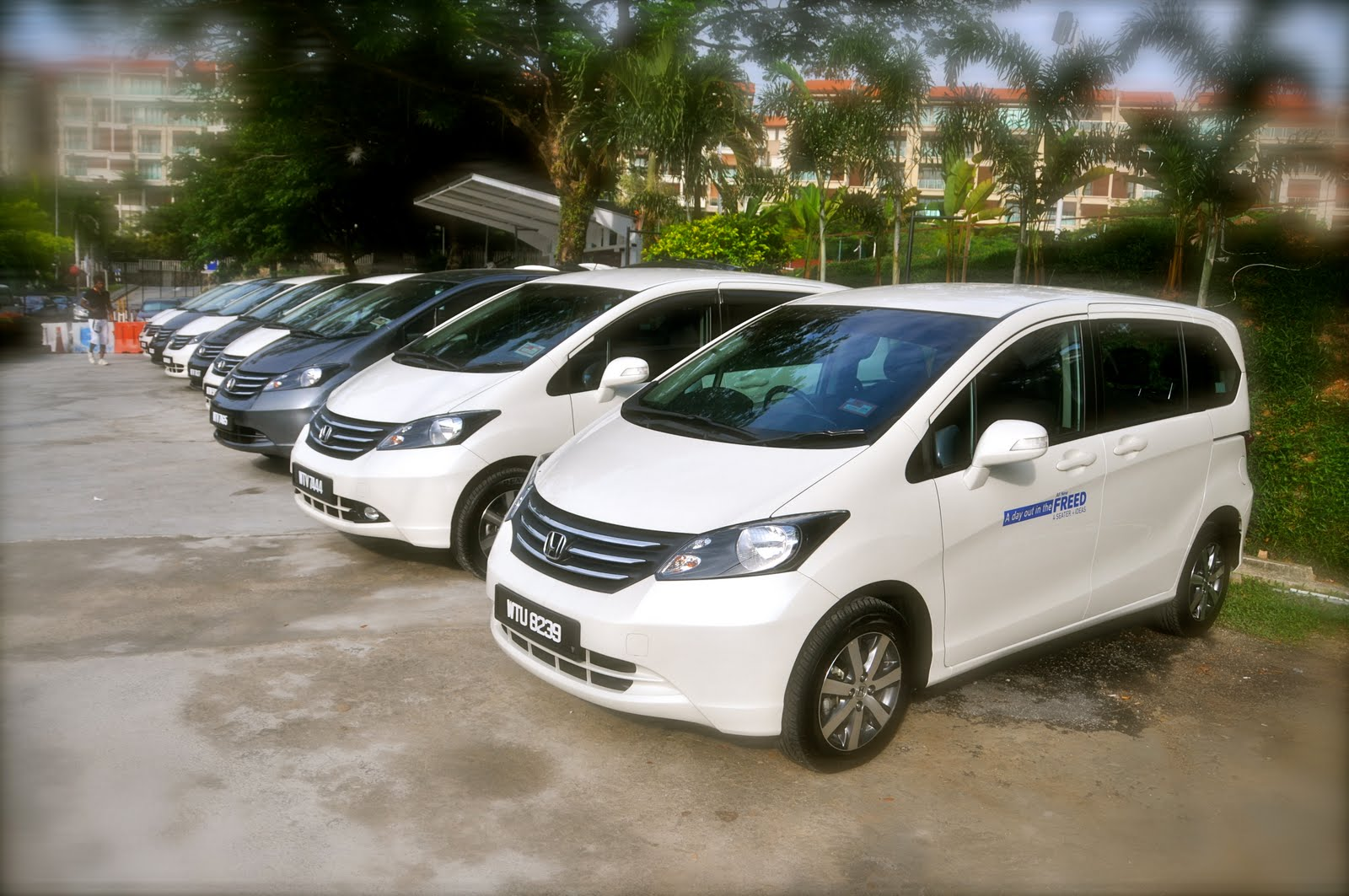 Test Drive Review The All New Honda Freed Walauweicom