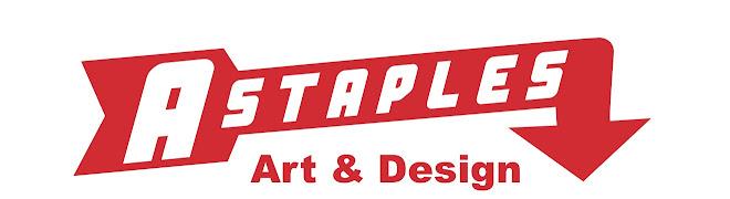 aStaples  art&design