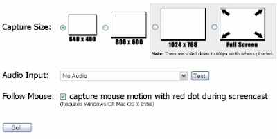 screencast-o-matic screenshot