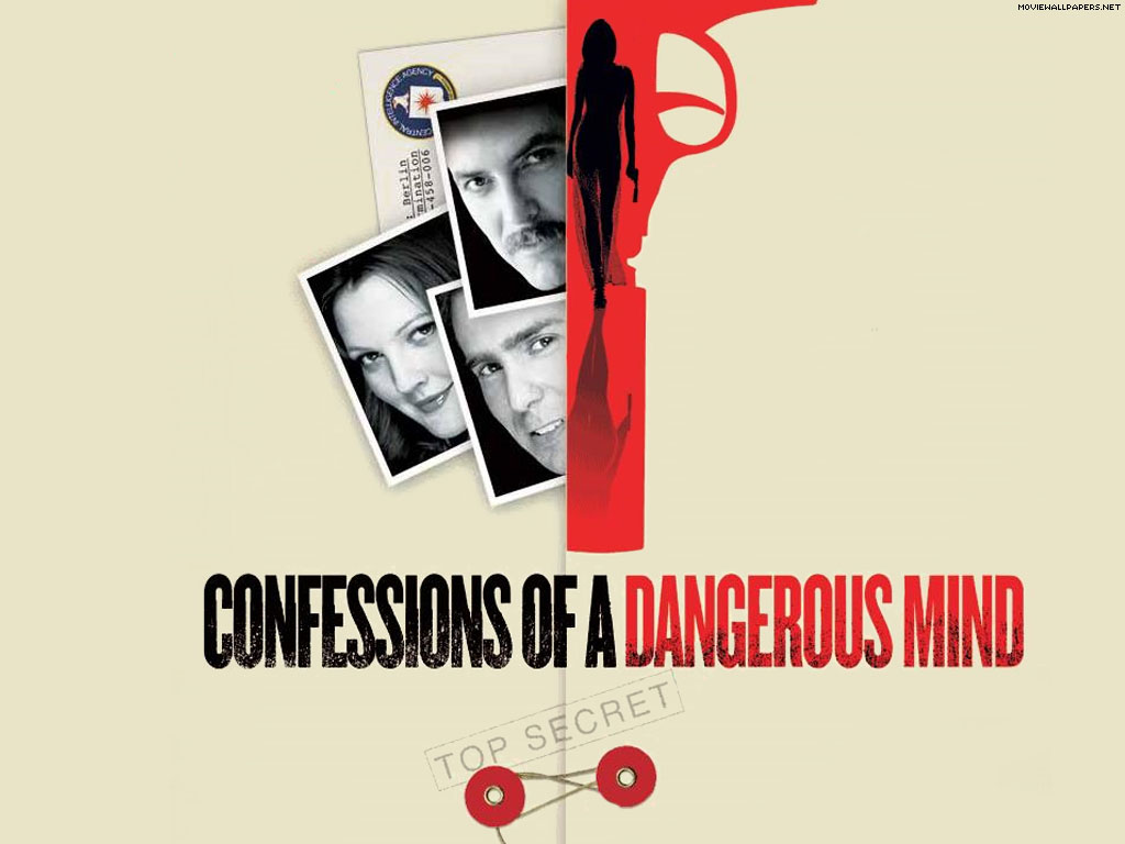 Quality Cult Cinema: Confessions of a Dangerous Mind (2002)