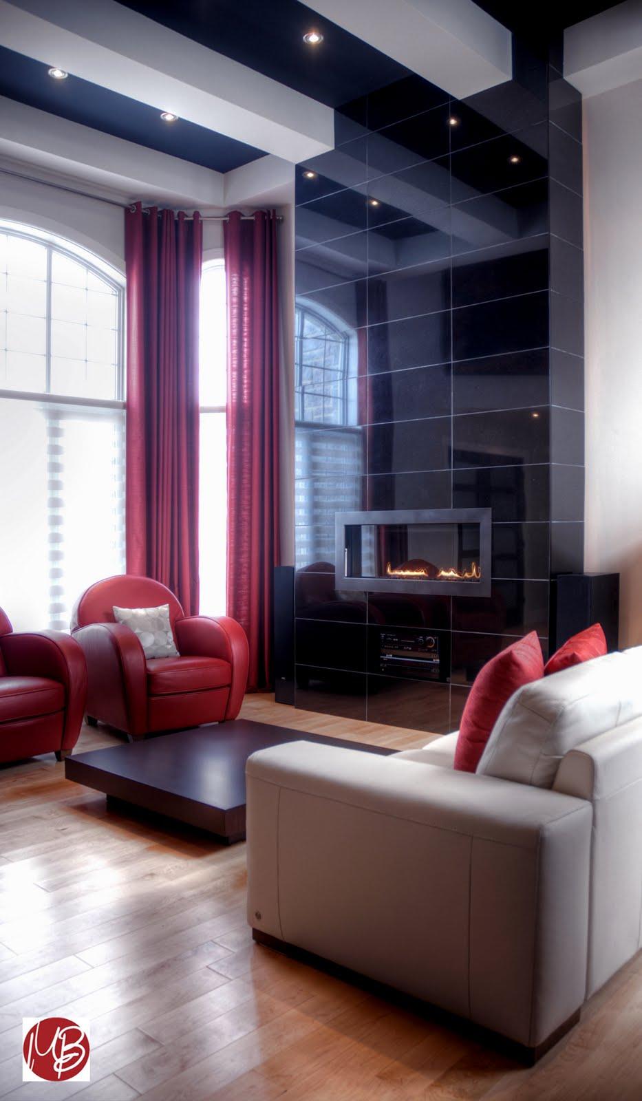 Deco Salon Foyer : L espace dÉco un foyer plafond salon