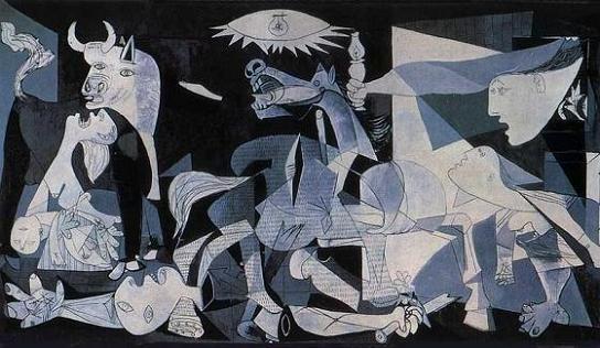 Cubismo- Picasso